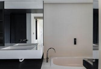 100平米一室一厅现代简约风格卫生间装修案例