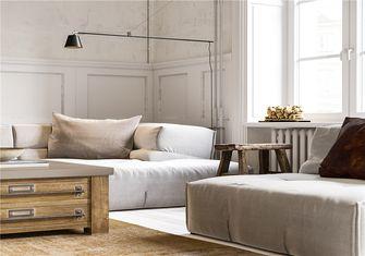 富裕型70平米公寓北欧风格客厅欣赏图