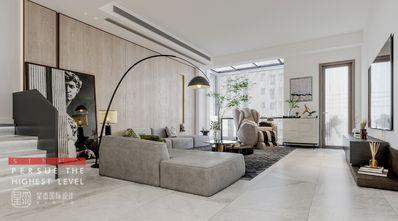 20万以上140平米别墅现代简约风格客厅装修案例