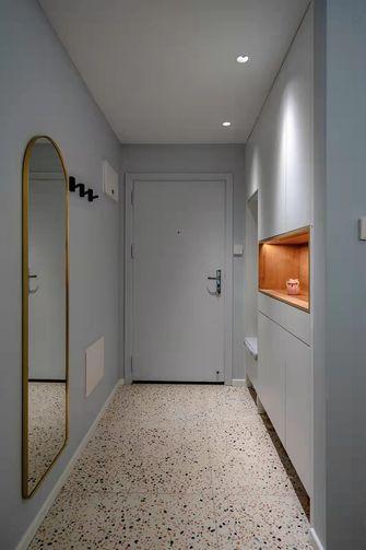 富裕型130平米三室两厅美式风格走廊欣赏图