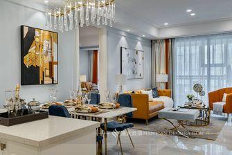 15-20万100平米三室两厅新古典风格客厅效果图