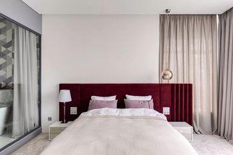 富裕型140平米四英伦风格卧室装修效果图