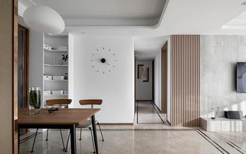 15-20万120平米三室两厅北欧风格餐厅装修效果图