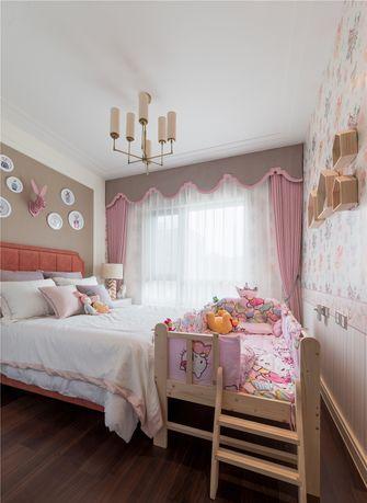 富裕型130平米公寓轻奢风格卧室图