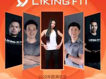 Liking24小时健身房