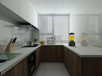 富裕型100平米三室两厅东南亚风格厨房图
