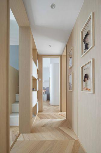 经济型120平米三室两厅北欧风格走廊装修案例