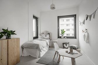140平米别墅北欧风格卧室欣赏图