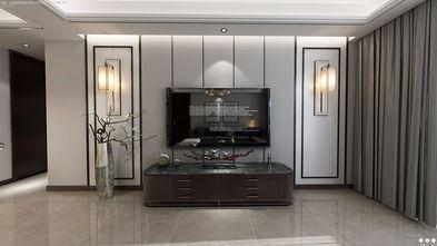 5-10万90平米三中式风格客厅图