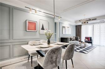100平米三室两厅欧式风格餐厅图