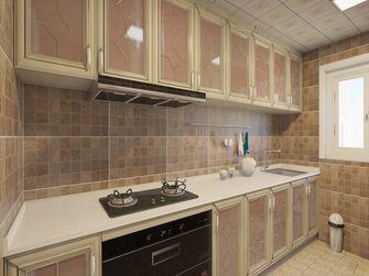 豪华型100平米三室两厅欧式风格厨房图片