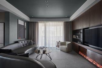 豪华型140平米三室两厅港式风格客厅效果图