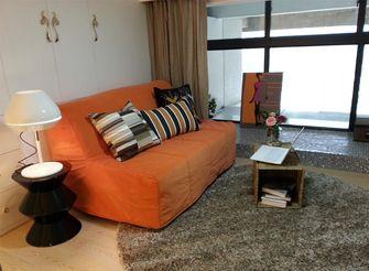 富裕型120平米三室两厅北欧风格客厅效果图