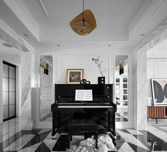 20万以上140平米三室两厅法式风格玄关图片