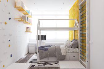 120平米三现代简约风格卧室装修图片大全