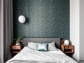 5-10万30平米小户型北欧风格卧室图片大全