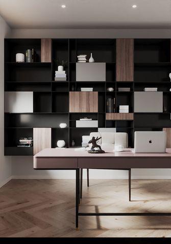 豪华型140平米轻奢风格书房欣赏图