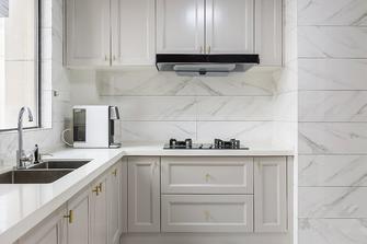 15-20万140平米三室两厅欧式风格厨房装修图片大全