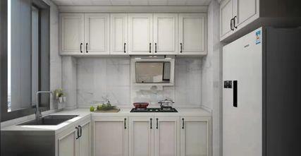 140平米三室两厅美式风格厨房效果图