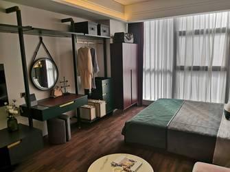 公装风格卧室图