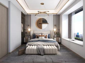 130平米三室一厅现代简约风格卧室装修效果图
