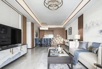 20万以上140平米三中式风格客厅装修图片大全