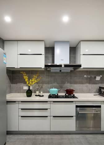 20万以上120平米三北欧风格厨房图