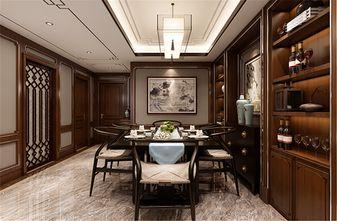 5-10万130平米三中式风格餐厅欣赏图