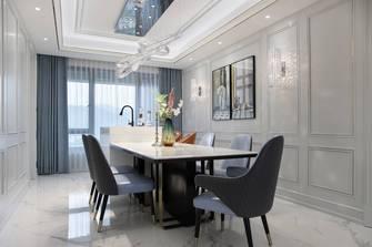 豪华型140平米四法式风格餐厅效果图