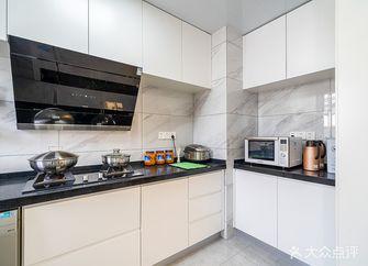 富裕型140平米四室一厅北欧风格厨房装修效果图