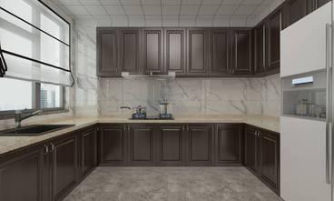 120平米三室一厅中式风格厨房装修案例
