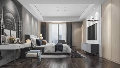 豪华型140平米复式中式风格卧室图片大全