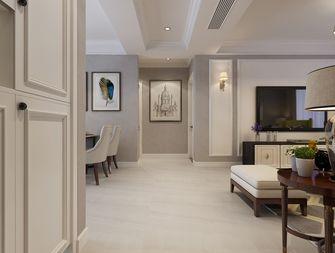 120平米三室两厅美式风格走廊设计图
