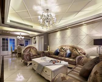 70平米三欧式风格客厅设计图