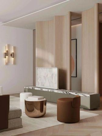 富裕型110平米三室一厅地中海风格客厅图