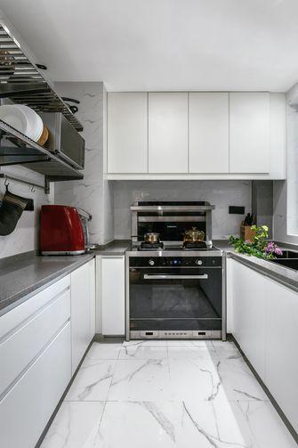 5-10万80平米现代简约风格厨房装修案例
