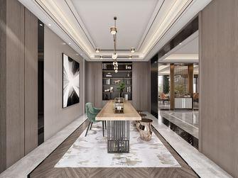 140平米别墅轻奢风格书房设计图