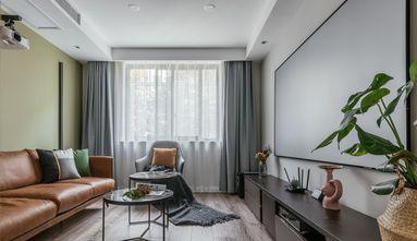 5-10万70平米北欧风格客厅图片