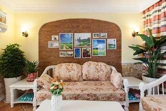 100平米三地中海风格客厅欣赏图