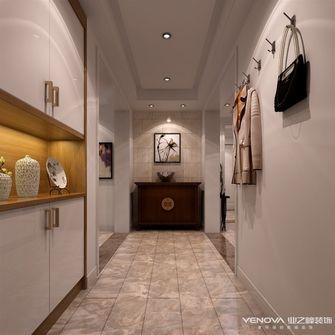 140平米四室一厅混搭风格衣帽间效果图