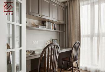 10-15万90平米三室两厅北欧风格书房图片