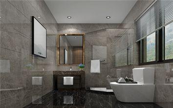 富裕型140平米三室三厅中式风格卫生间欣赏图