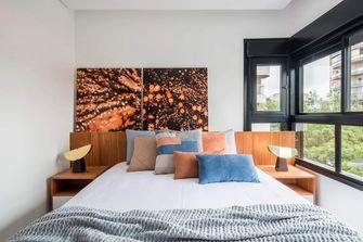 70平米一室一厅北欧风格卧室装修案例