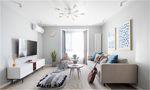经济型一室一厅北欧风格客厅装修案例