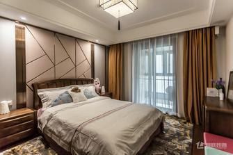 豪华型140平米四室三厅新古典风格卧室设计图