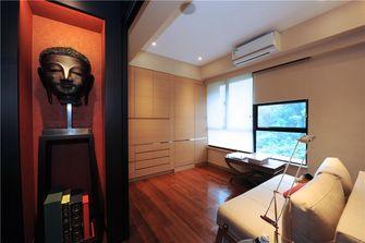 10-15万80平米三室两厅现代简约风格书房设计图