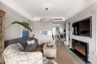 15-20万120平米四室两厅美式风格客厅装修效果图