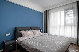 豪华型120平米四室一厅现代简约风格卧室装修效果图