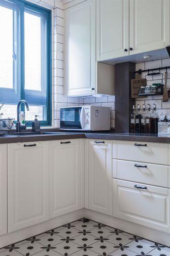 15-20万80平米北欧风格厨房设计图