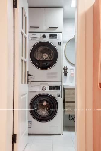 富裕型60平米公寓现代简约风格卫生间效果图